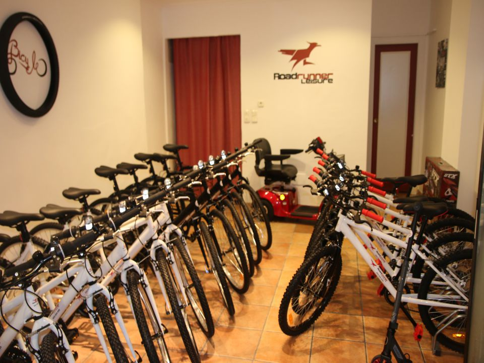 Mountain Bike Hire Duquesa