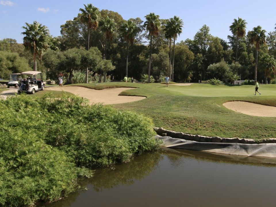Golf Booking Duquesa