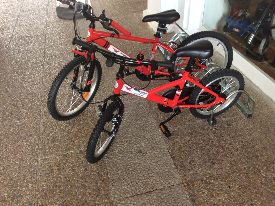 Childrens Bicycle Hire Shop Duquesa