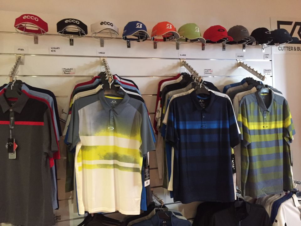 Golf Clothing Shop Duquesa